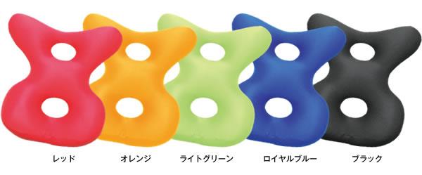 MOGU粉珠背墊有5種顏色