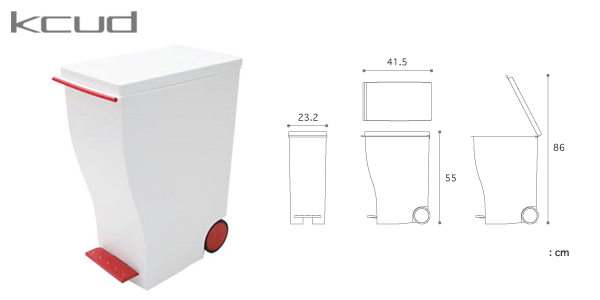岩谷マテリアルクードゴミ箱